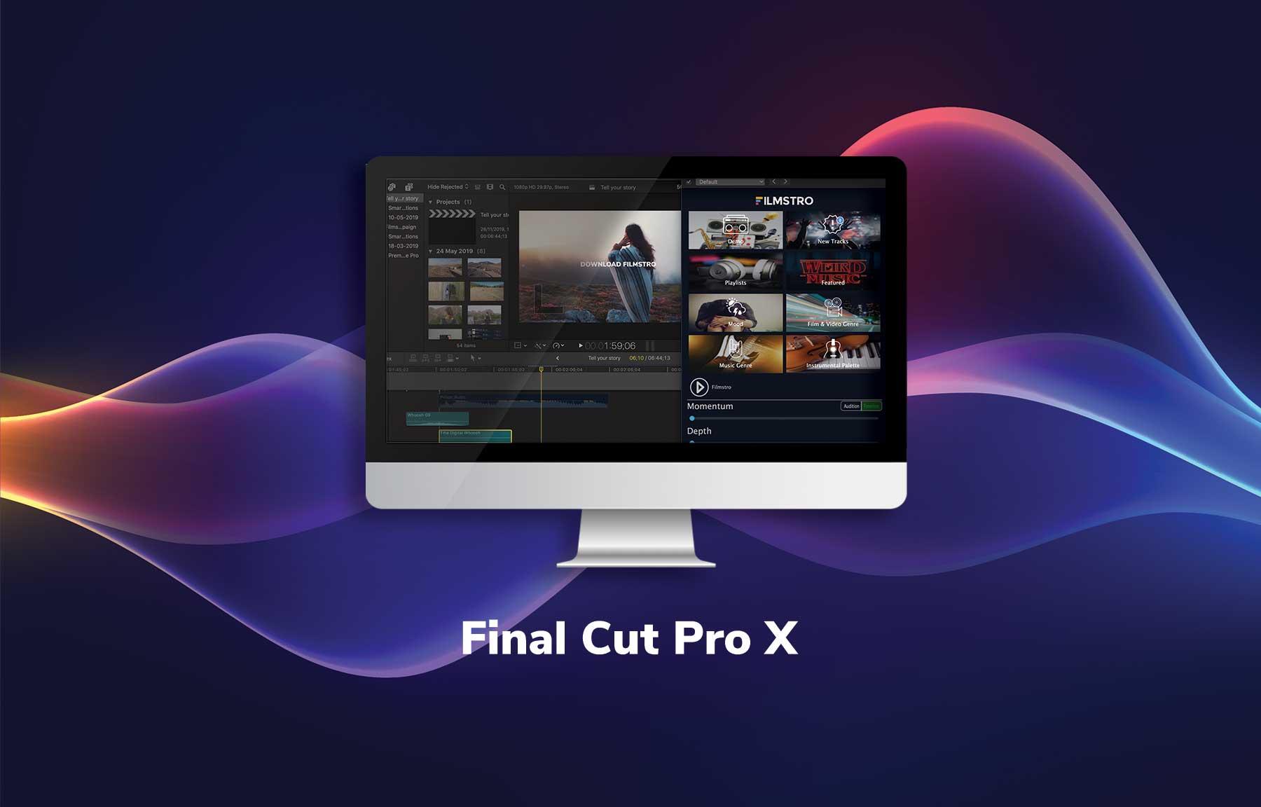 Apple FCPX Plugin