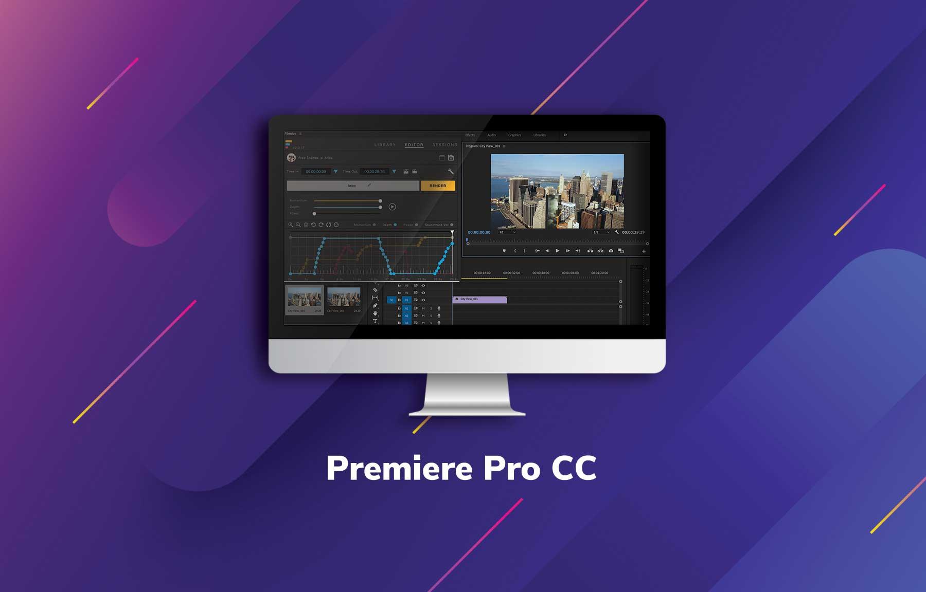 Premiere  Pro CC Plugin