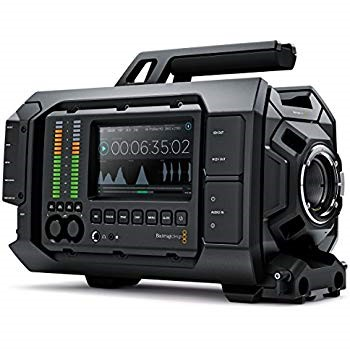 Blackmagic URSA EF 4K Digital Cinema Camera is our favourite slow motion, high speed camera choice for die hard filmmakers