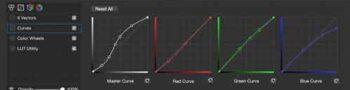 Colour grading in Final Cut Pro X