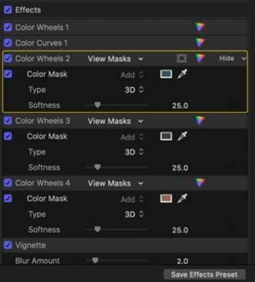 Top Colour Grading Tips When Editing In Final Cut Pro X
